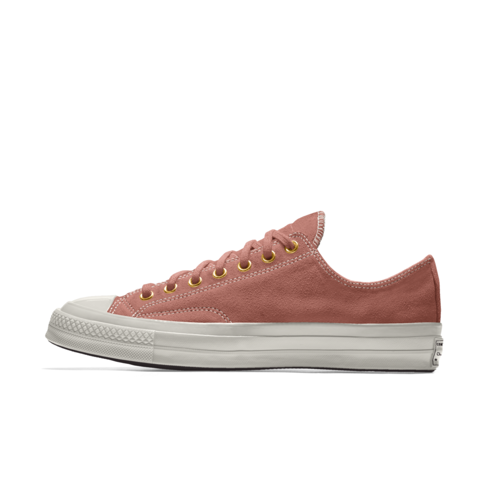 Converse Custom Chuck Taylor Suede All Star Low Top. Nike. $120.