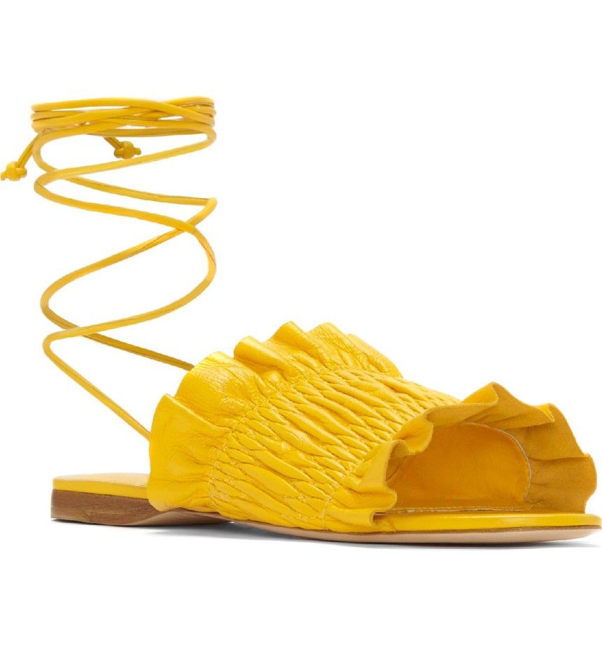 Alesandra Sandal. Available in multiple colors. Nordstrom. Was: $350. Now: $209.