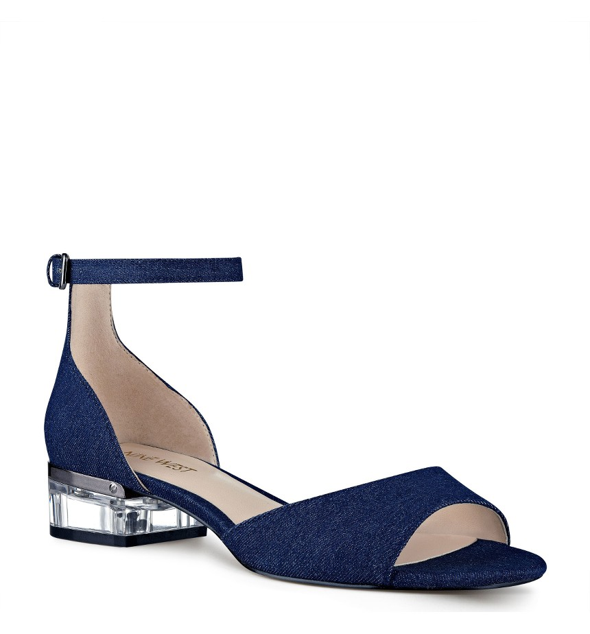 Nine West Volor Ankle Strap Sandal. Available in three colors. Nordstrom. $79.