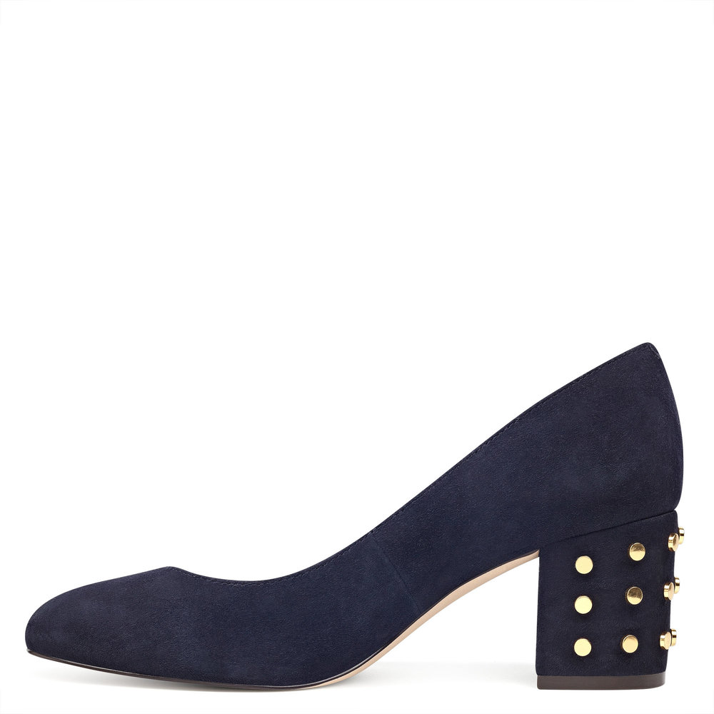 Nine West Cerys Almond Toe Pumps. Available in three colors. Nine West. $89 + additional $30 off with $100 in your cart.