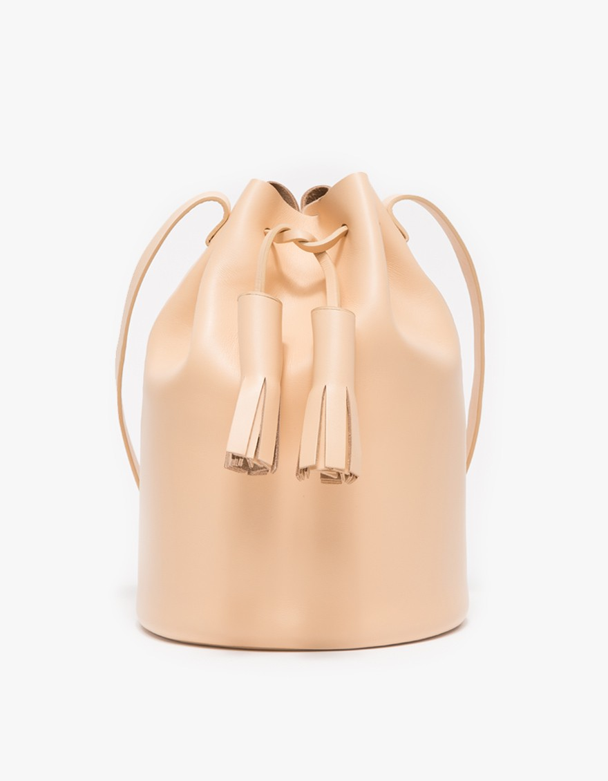 Building Block Bucket in Nude. Need Supply. $485.