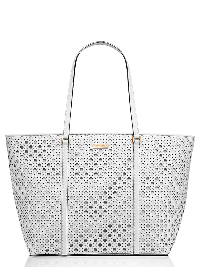 Kate Spade newbury lane caning dally. Available in two colors. Kate Spade. Was: $398. Now: $211.