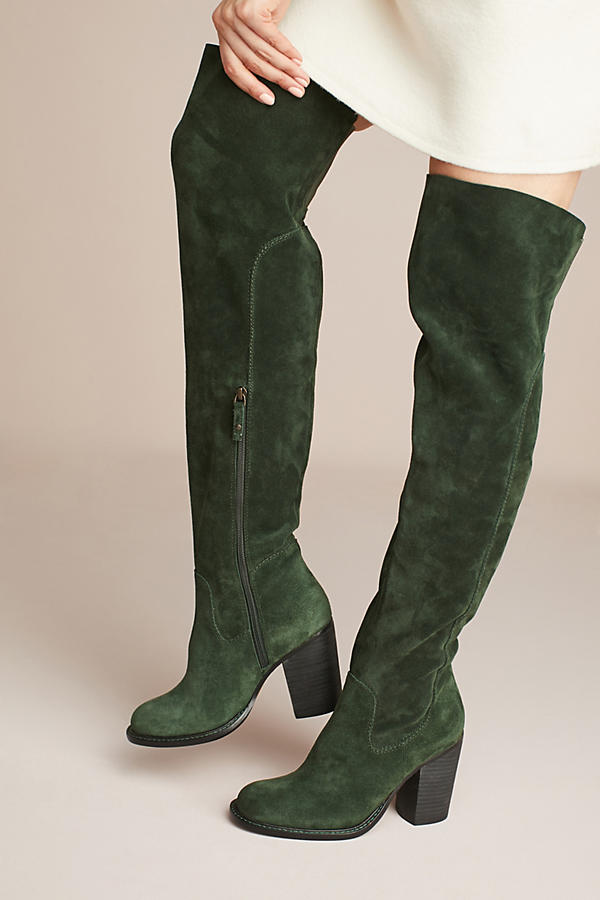 Kelsi Dagger Brooklyn Logan Over-The-Knee Boots. Anthropologie. $198.