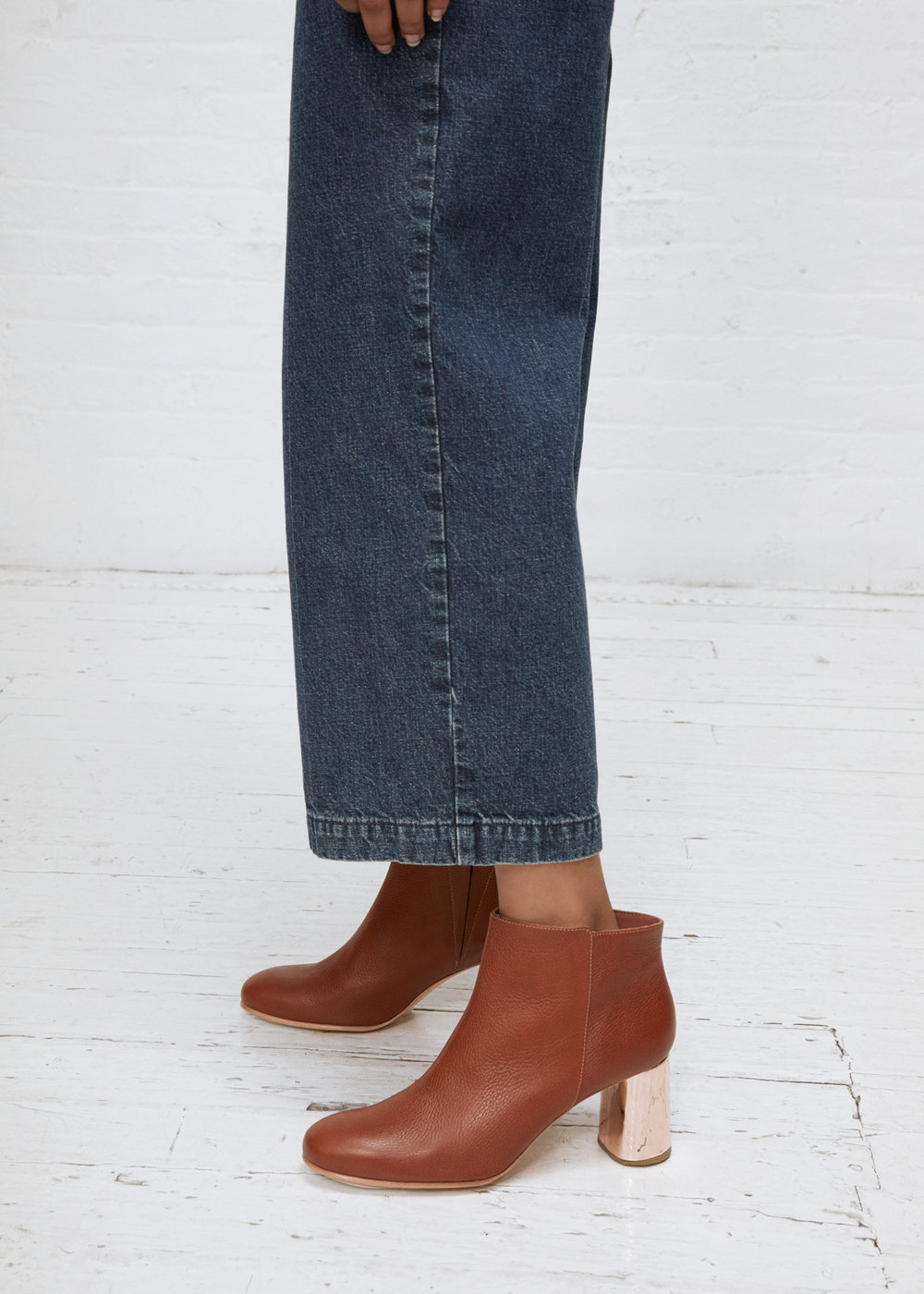Rachel Comey Lin Booties. Available in two colors. Shopbop. $448.