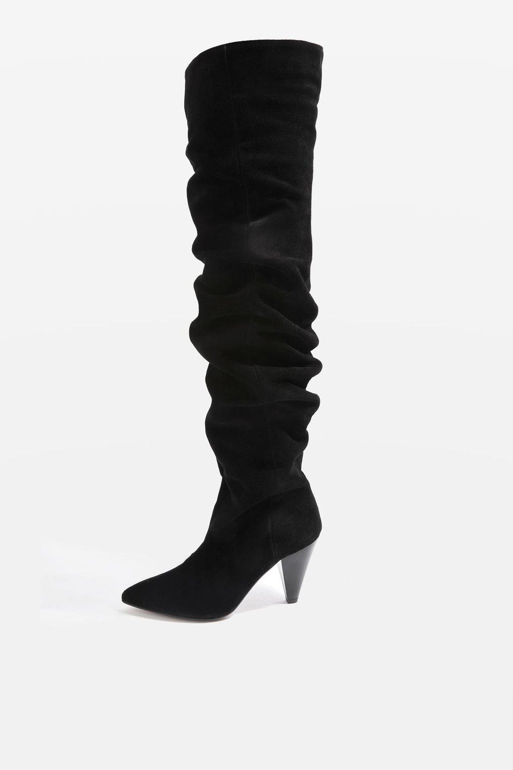 BOXER High Leg Boots. Available in three colors. Topshop. $190.