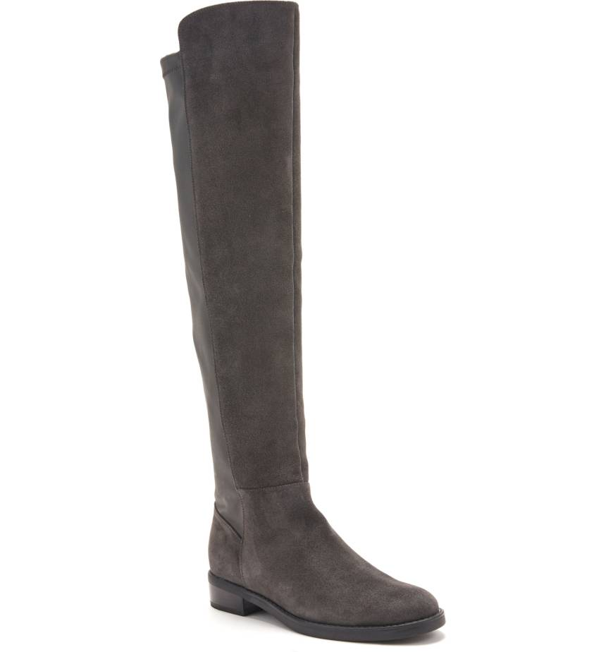 Blondo Olivia Knee High Boot. Available in two colors. Nordstrom. Was: $285. Now: $169.