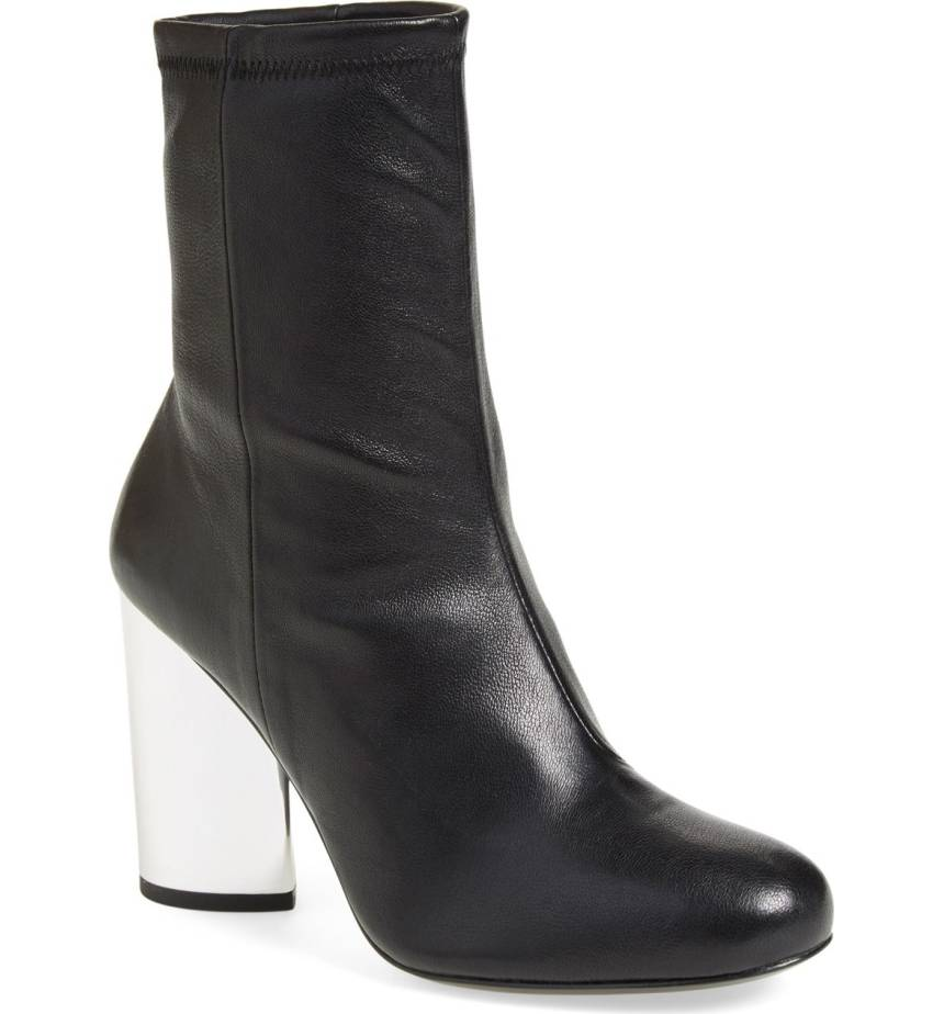Opening Ceremony 'Zloty' Round Toe Bootie. Nordstrom. $450.