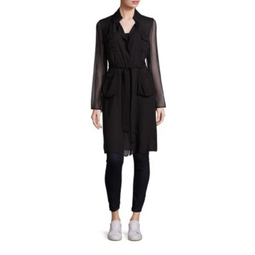 Diane von Furstenberg Blaine Silk Jacket. Saks Off 5th. Was: $448. Now: $178.