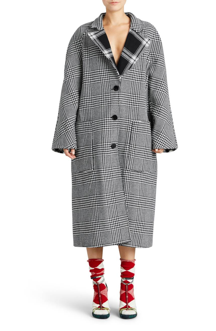 Burberry Tartan Wool & Cashmere Reversible Overcoat. Nordstrom. $2,995. Recognize this one? The coat at the top of this post is the same coat inside out!