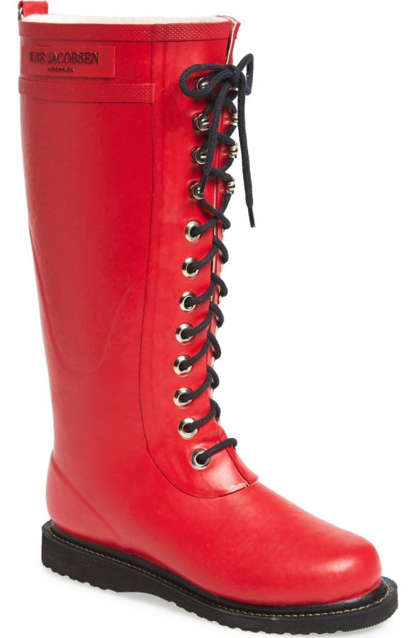 Hornbæk Rubber Boot. Available in multiple colors. Nordstrom. $199.
