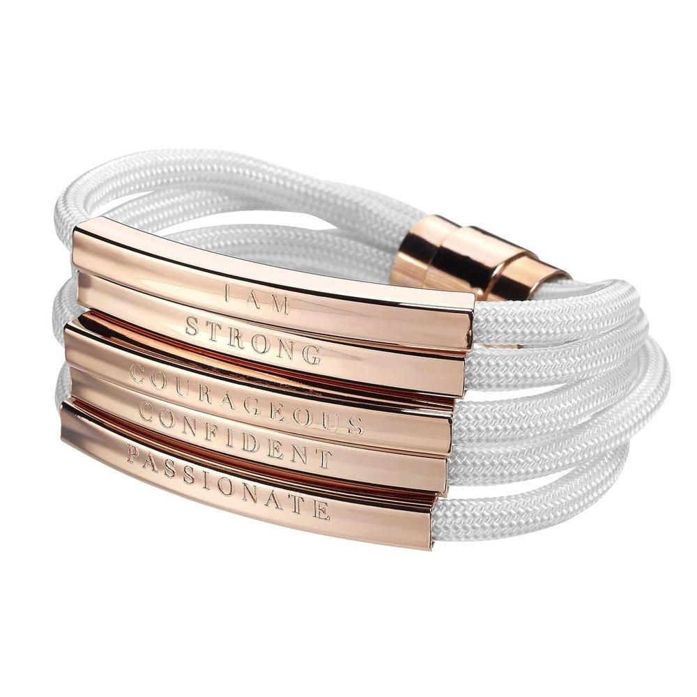 I AM Bracelet. Stella Valle. Was: $69. Now: $10.