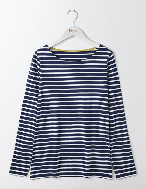 Long Sleeve Breton. Available in multiple colors. Boden. Was: $42. Now: $36.