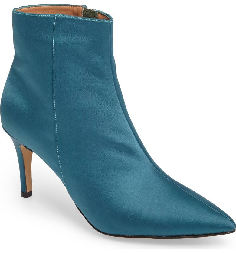 Halogen Anita Bootie. Nordstrom. Available in a zillion colors. $119.