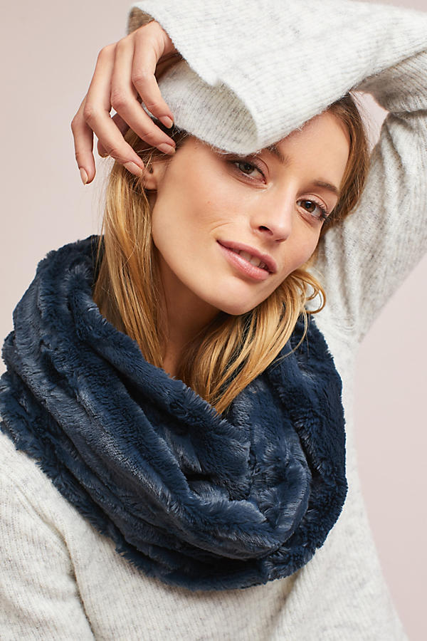 Faux Fur Cowl. Available in multiple colors. Anthro. $58.