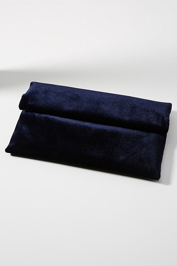 Augustina Foldover Clutch. Available in multiple colors. Anthropologie. $48.