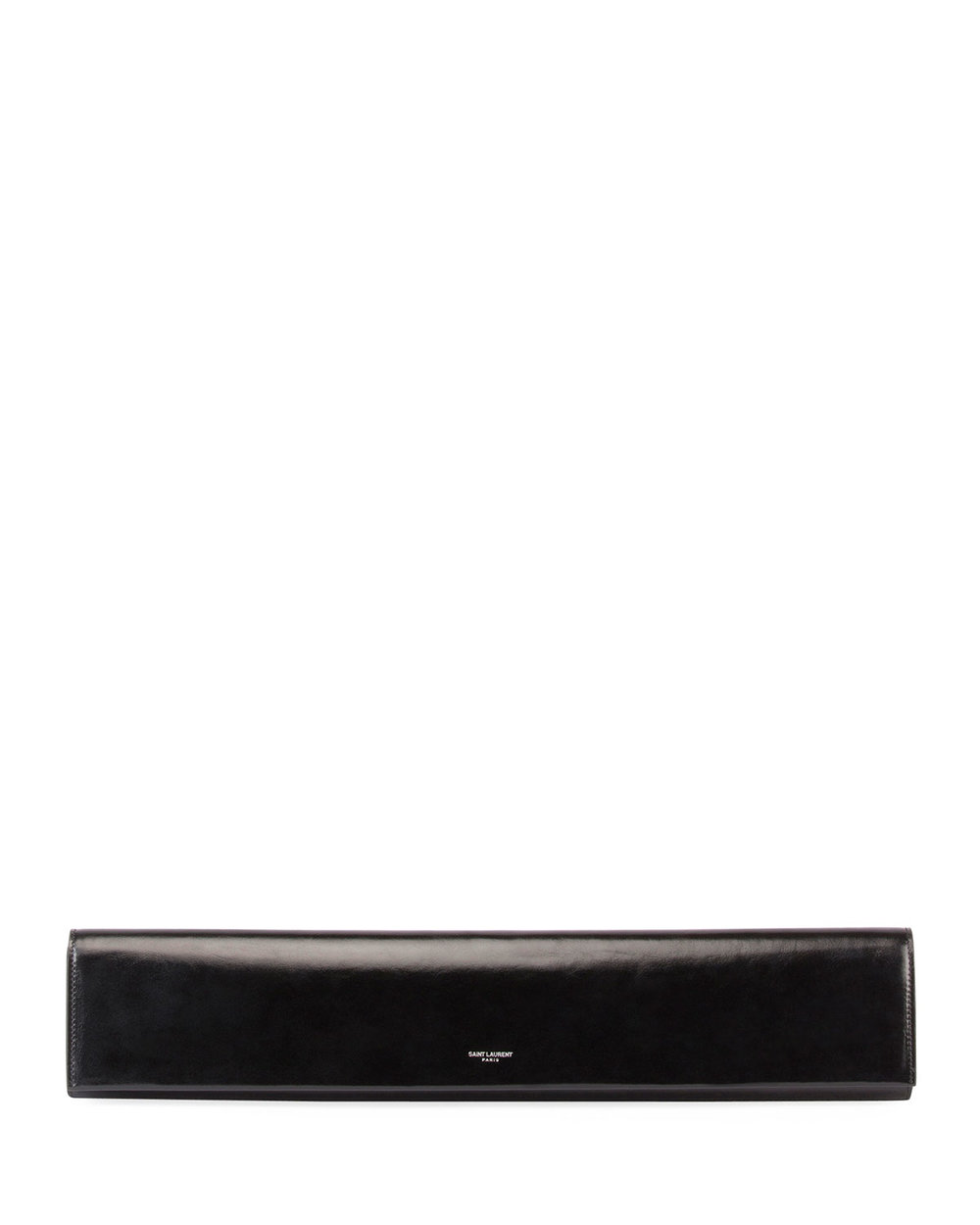 Saint Laurent Fetiche Exaggerated East-West Leather Clutch Bag. Neiman Marcus. $1,550.