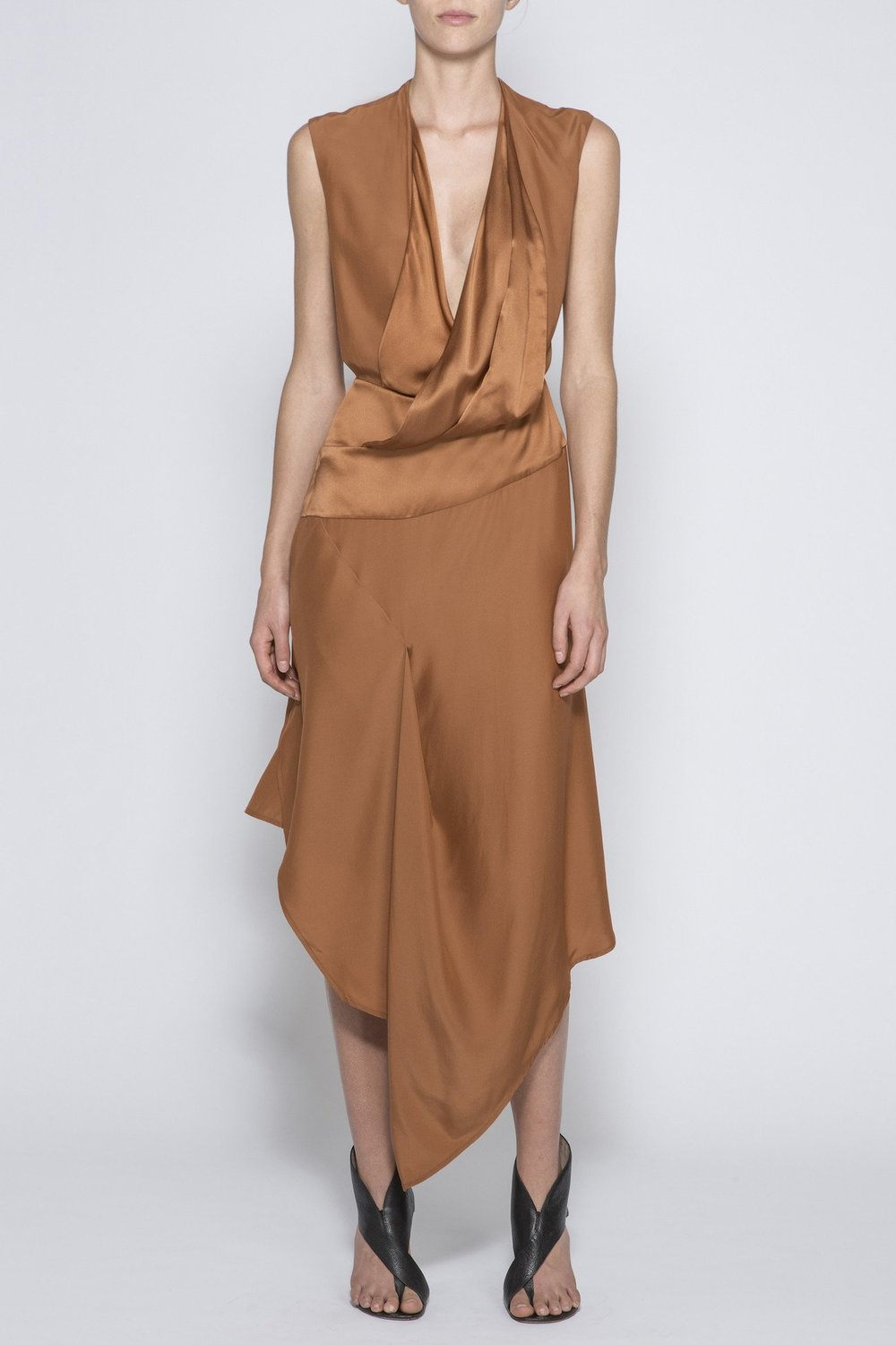 ENNET SILK DRESS. Acler. Was: $495. Now: $347.