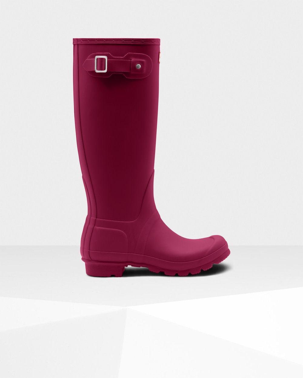 Original Tall Rain Boots. Available in three colors. Hunter. Was: $150. Now: $75.