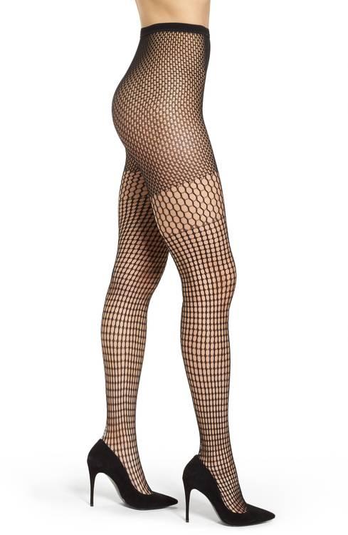 Pretty Polly Square Net Tights. Nordstrom. $25.