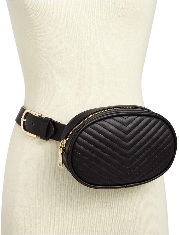 Steve Madden Chevron Quilted Belt Bag. Macy's. $45.