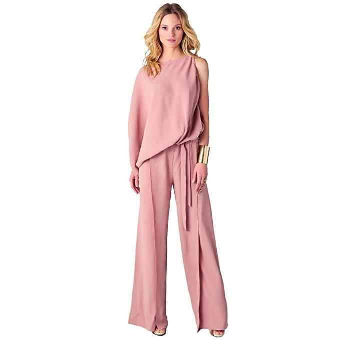 Sunward Women Sexy Womens Jumpsuits Elegant Button Loose Long Wide Leg Jumpsuits Romper. Amazon. $25-32.