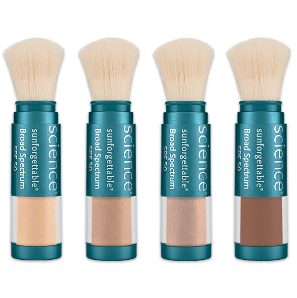 Colorescience Sunforgettable Mineral SPF 50 Sunscreen Brush. Available in multiple shades. Amazon. $65.