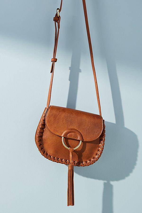 Western Ring Saddle Bag. Anthro. $58.
