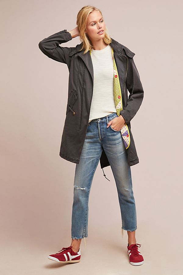 Quilt-Lined Anorak. Anthro. $228.