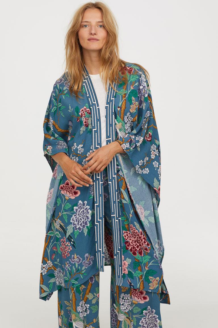 Patterned Kimono. H&M. $49.