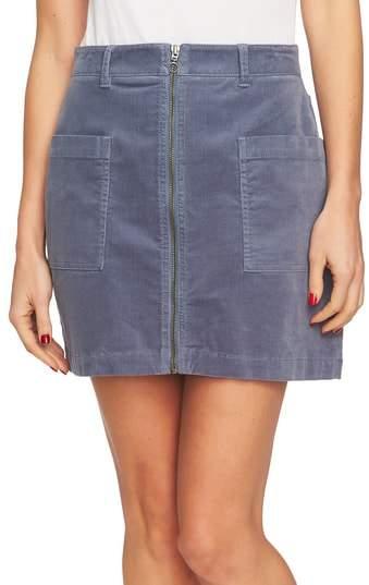 1.STATE Corduroy Miniskirt. Nordstrom. $69.