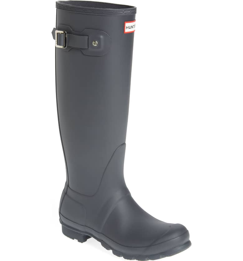 Original Tall Rain Boot. Multiple colors available. Nordstrom. $150.