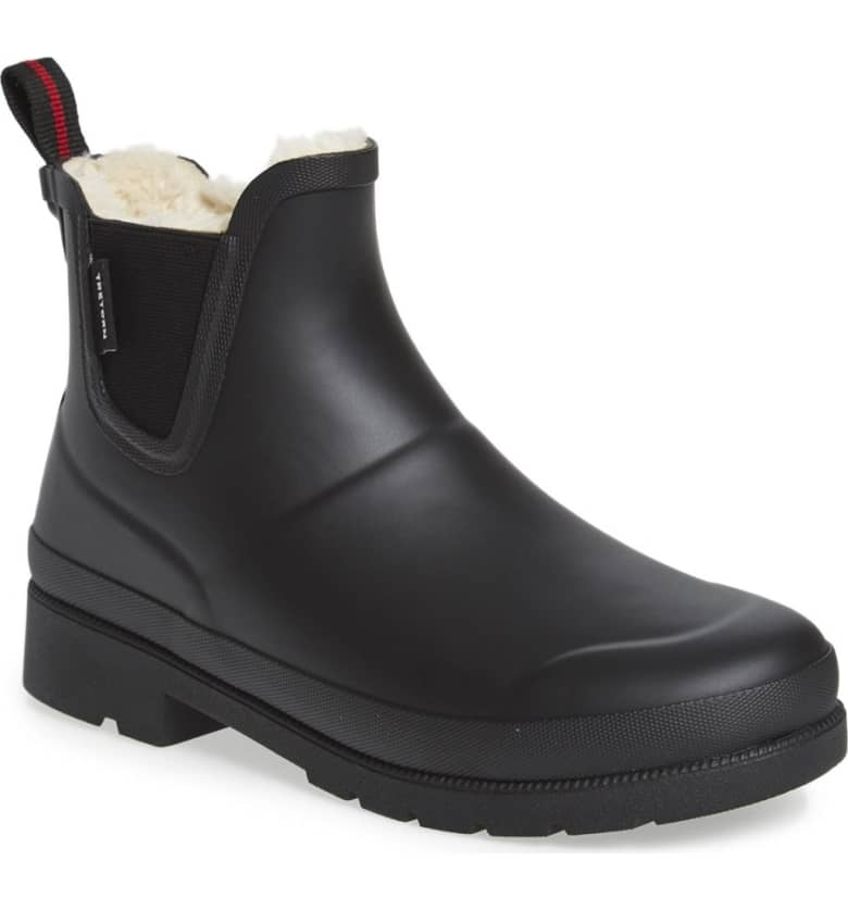 Chelsea Rain Boot. Available in multiple colors. $99.
