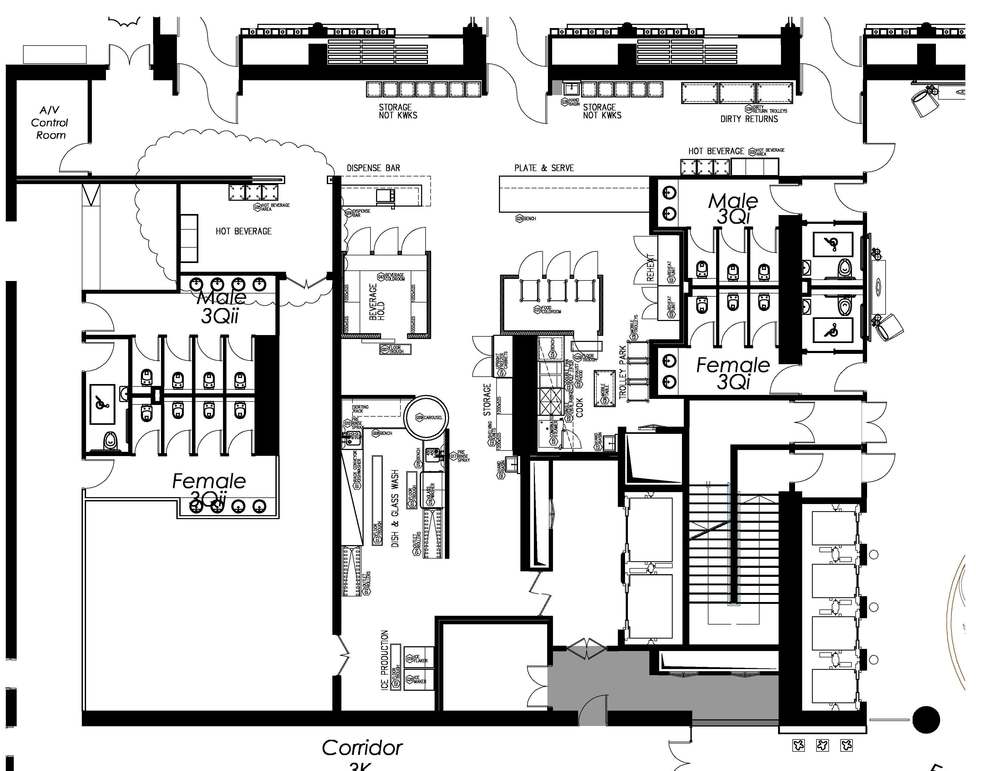 kitchen research design and documentation Systems design is the process of defining the  at the end of the system design phase, documentation describing the three sub-tasks is produced and made available.