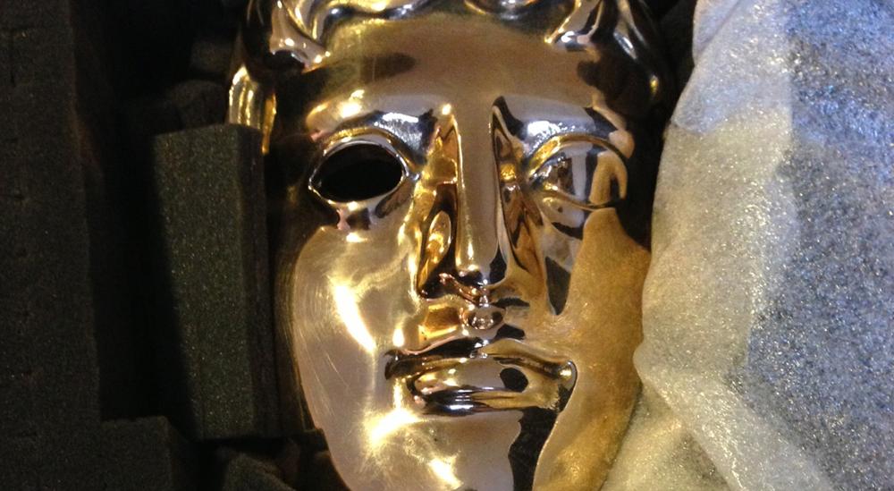 Real life BAFTA award!