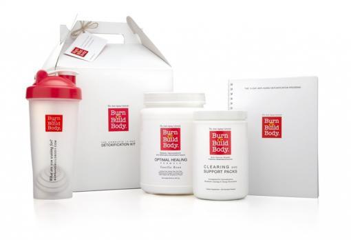 14-Day Anti-Aging Detox Kit by Burn & Build Body
