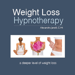 Weight Loss Hypnotherapy Program (USB or CD)
