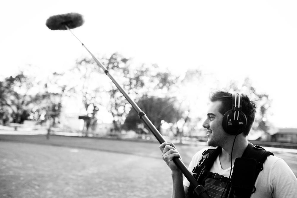 John Diemer - Location Sound / Re Recording Mixer