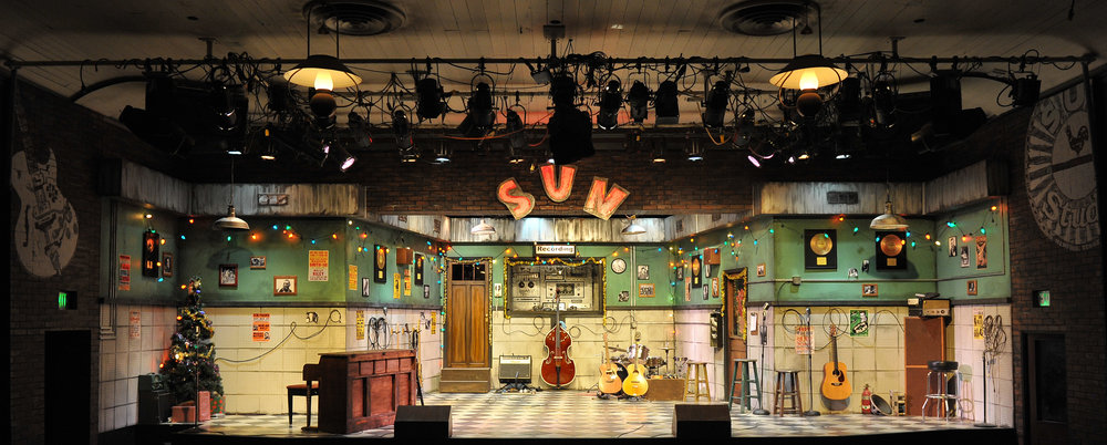 MILLION DOLLAR QUARTET - CA