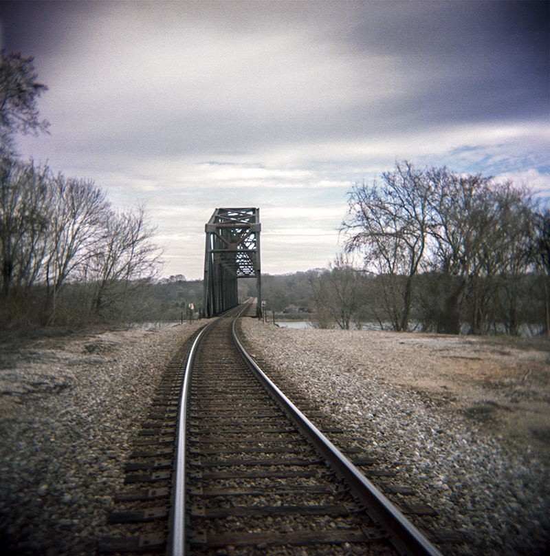 Loudon Co, Norfolk Southern bridge over the Tennessee