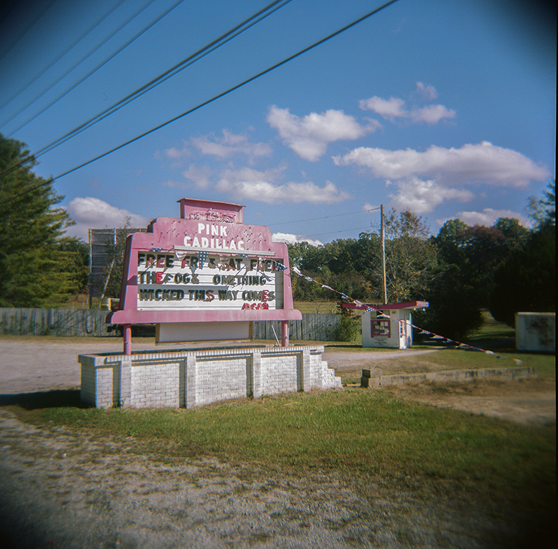 Pink Cadillac Drive-In, Hwy 100, Hickman Co