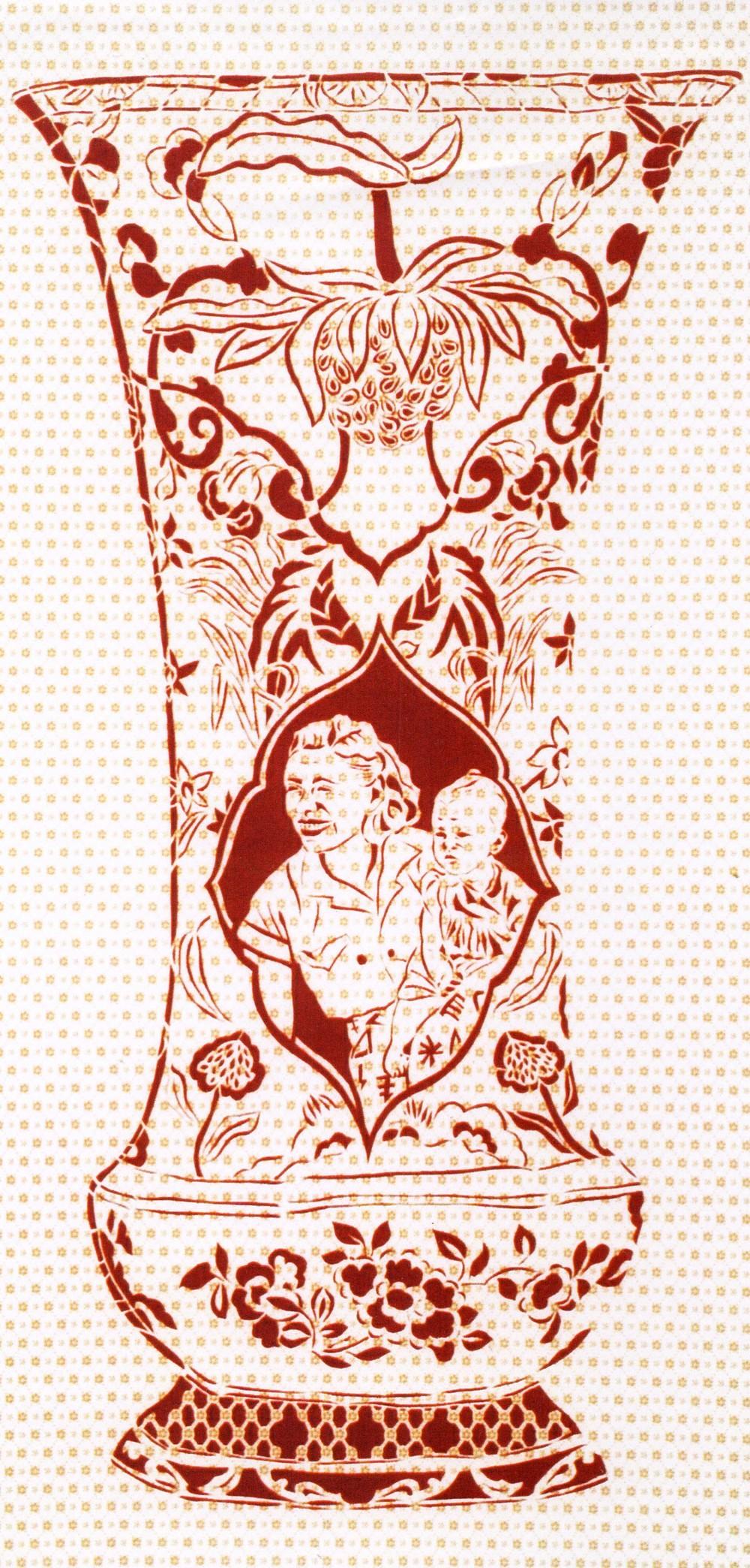Famille rose 2004