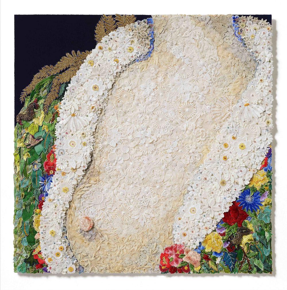 Partum Floralia 2015 after Giuseppe Arcimboldo c.1590