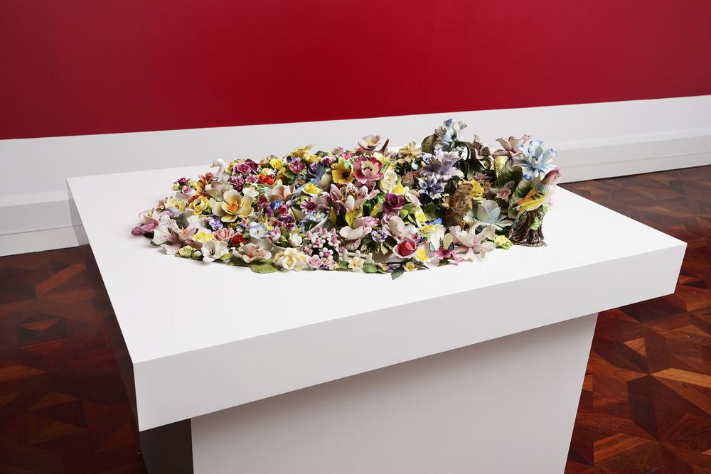 Porcelain Garden 2014-15