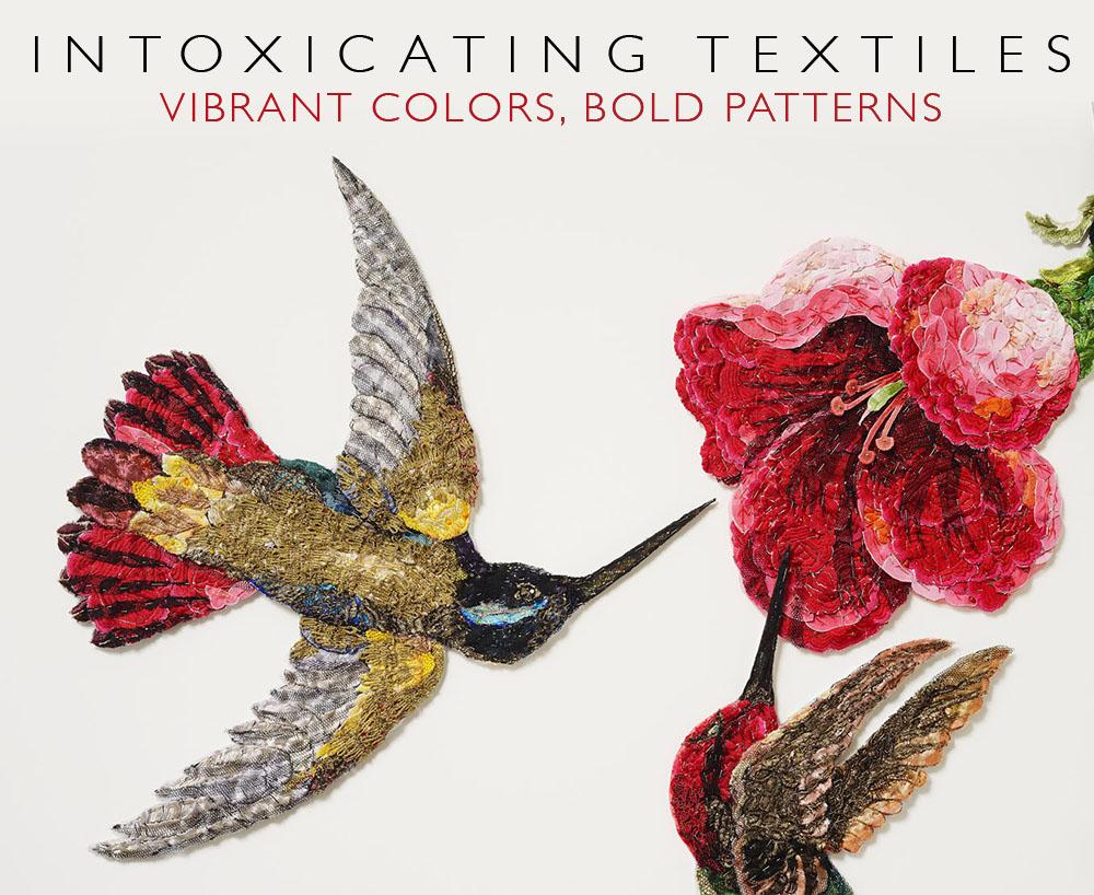 Intoxicating Textiles