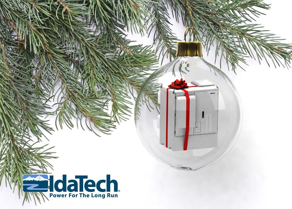 IdaTech Christmas Card 2011