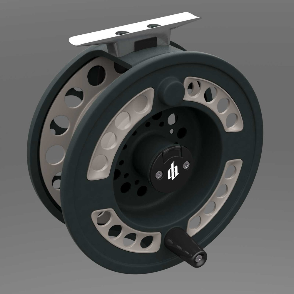 Orvis Rocky Mountain Fly Reel