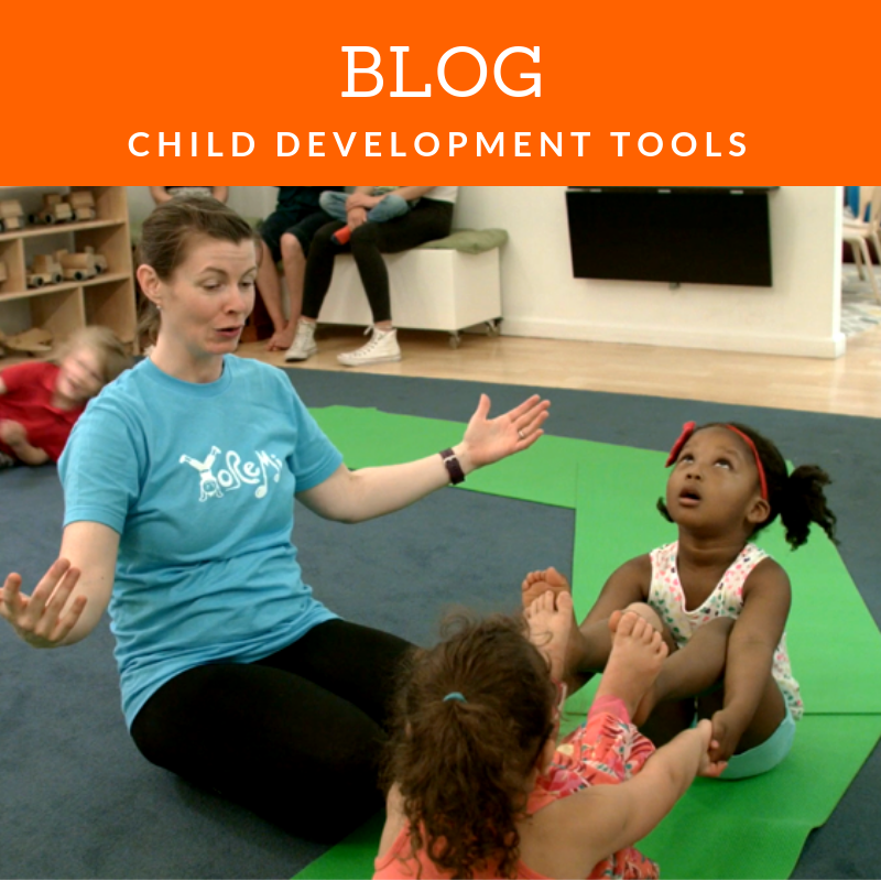 Classroom activities for child development