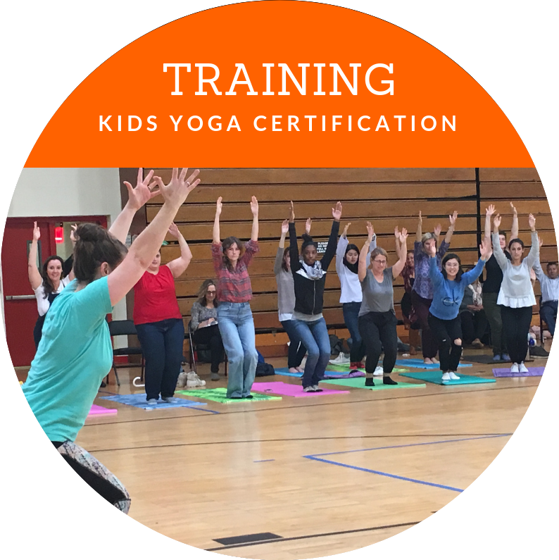Children's Yoga Teacher Training Certification Courses with Yo Re Mi