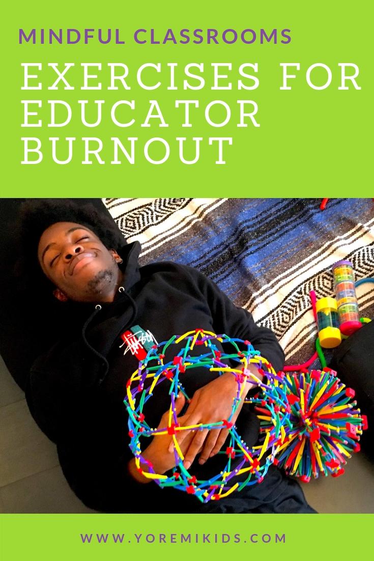 Solutions for teacher burnout - YRM