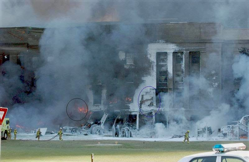 "Photo of Pentagon after 9/11 attack   before building section collapsed    .   Where is the hole?  Where are the plane and its parts? How could a commercial jet -- ""...disappear into the building"" without leaving a hole, wreckage, titanium engines, or wings? The official story on the missing wings is, ""They just folded up!"" -- is this even remotely plausible?    Was this actually a missile attack with internally rigged explosives, or just pre-planted explosives?  Why didn't the advance defense system protecting the Pentagon, the most protected building in the world, prevent the attack when there was knowledge of an unidentified plane flying towards Washington, D.C .Where was the warning system to   evacuate? We'll learn more during today's show with Gallop attorney William Veale.    William Veale, Esq. filed this complaint on behalf of his client April Gallop:  http://www.teachpeace.com/April_Gallop_Lawsuit.pdf    QMR is hosted by retired police officer, U.S. Army veteran and practicing criminal defense attorney  David R. Meiswinkle,JD   QMR is produced by  Pamela Senzee    SUPPORT Truth Walk: The Movie!     Quantum Matrix Radio  music is used with permission by   Captain Squeegee"